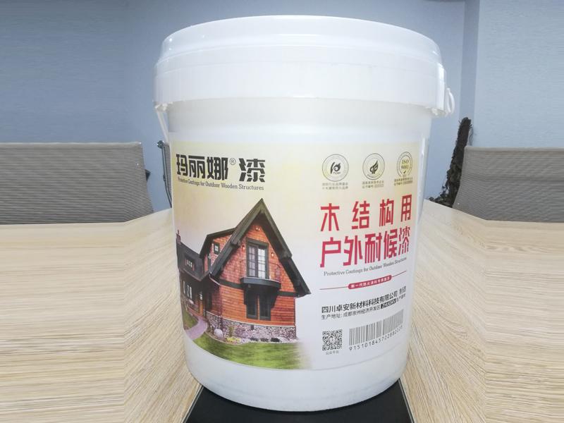 木结构用耐候漆ZOAN300
